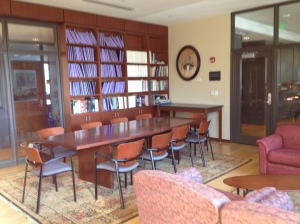 2nd Floor Reading Room, Beneski Museum of Natural History