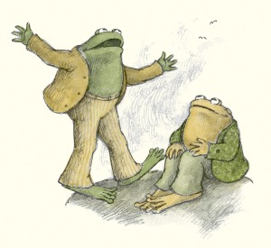 Frog and Toad by Arnold Lobel