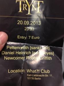 What?! Club - Berlin