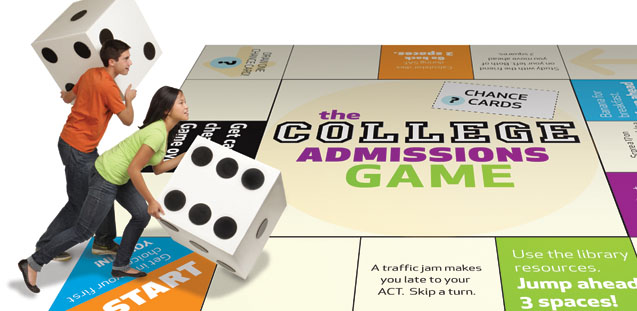For many, the college admission process is one of those life experiences you don't want to repeat.