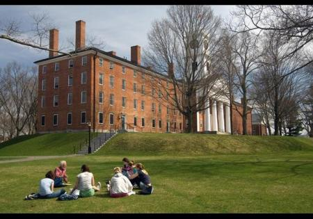 Via Forbes' America's Top Colleges Rankings
