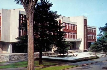 Frost Library